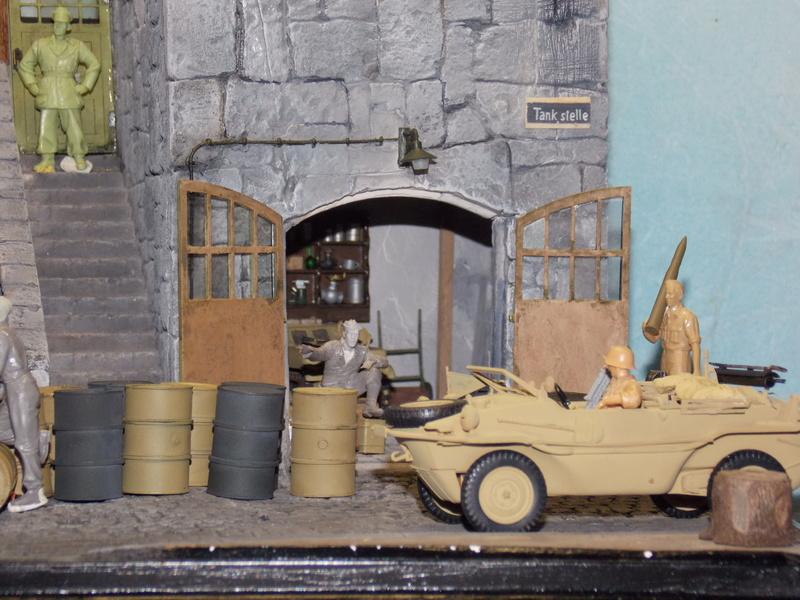 King Tiger à l'entretien Chateau de Chanteloup Aout 44       Projet terminé  - Page 4 Dscn5657
