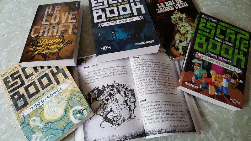 Escape Books 20170811