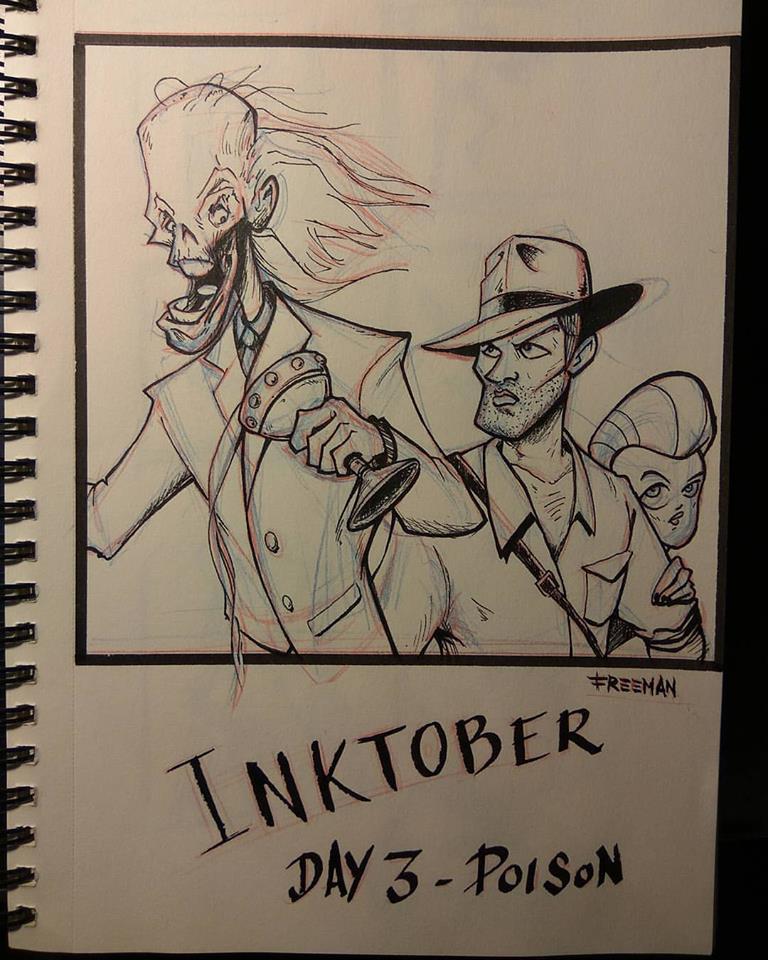 [Team10KH][Freeman] IM challenge 7.2 Pimp My Ink Day_3_10
