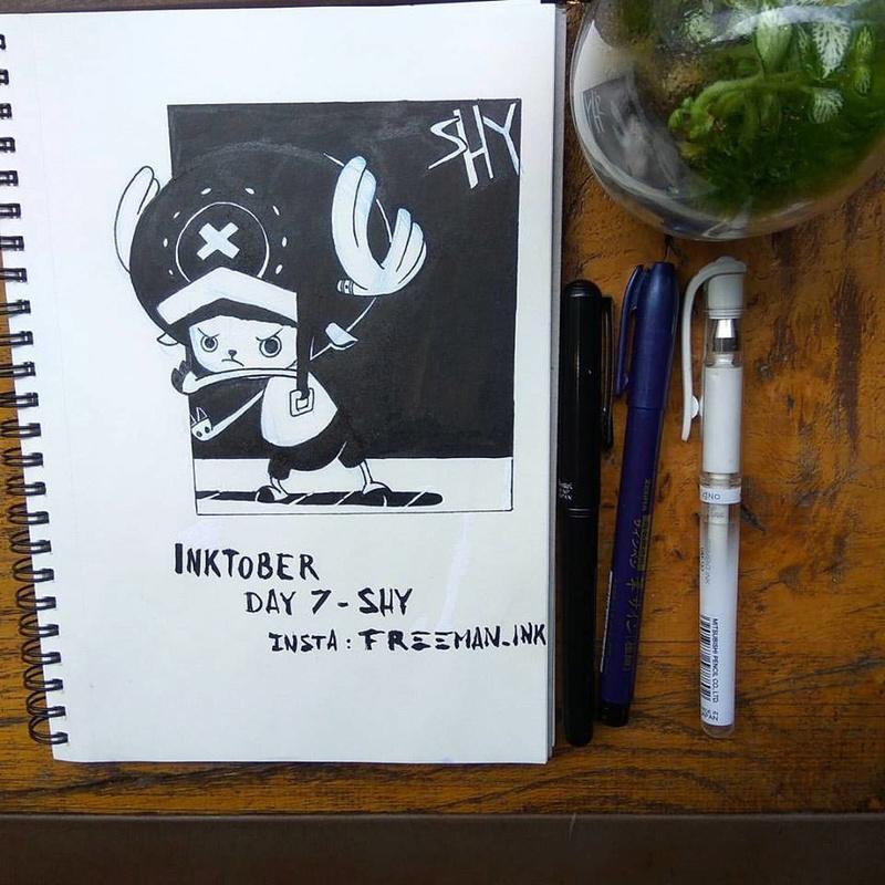 [Team10KH][Freeman] IM challenge 7.2 Pimp My Ink Day_6_11