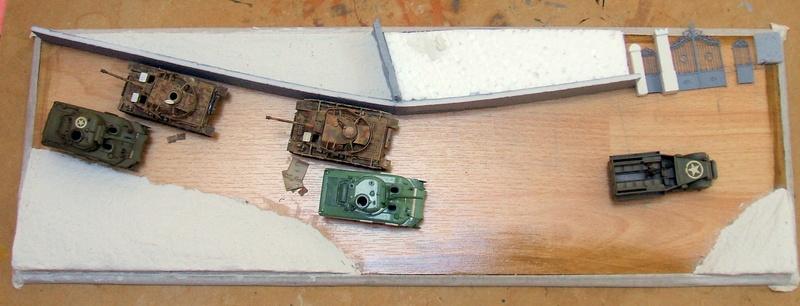 Le mur des Panzer: Déterrage pour un diaporama. 0910