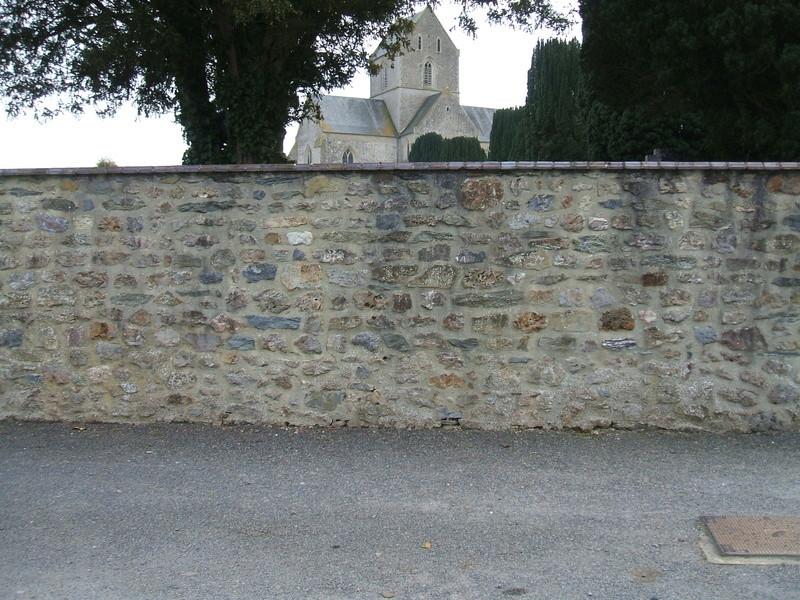 Le mur des Panzer: Déterrage pour un diaporama. 10_dio10