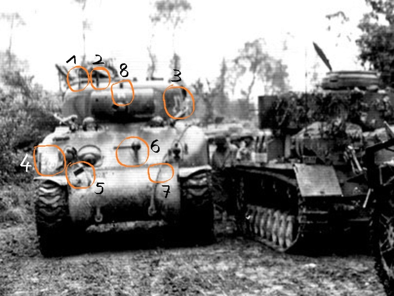 Le mur des Panzer: Déterrage pour un diaporama. 14_dio10