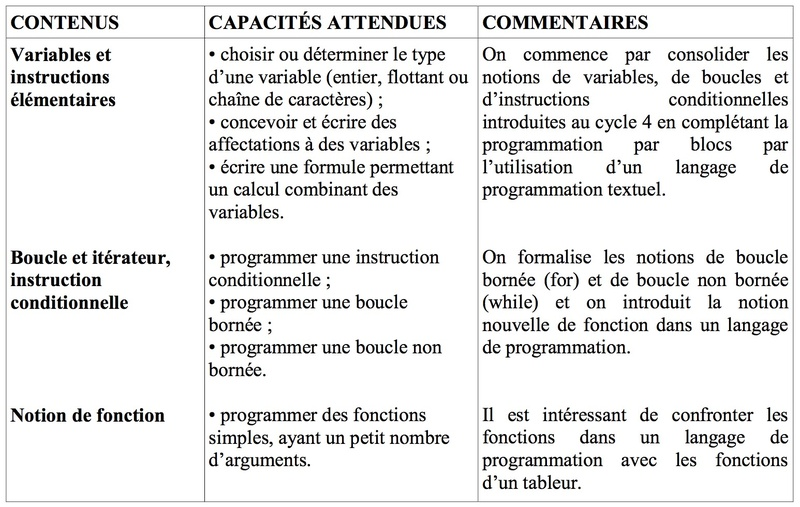 (maths) Formation aux aménagements du programme de seconde : algo/programmation - Page 3 Captur11