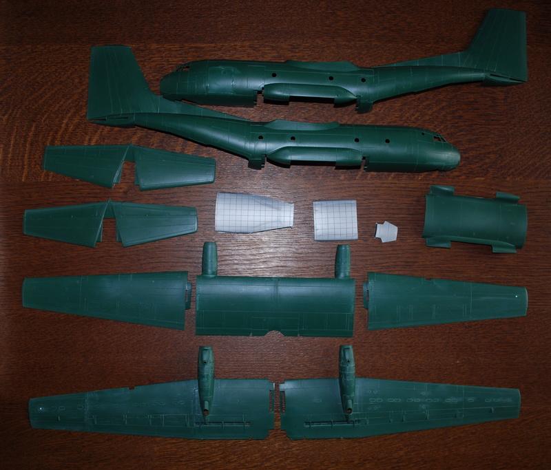 1/72 Heller Transall C-160G Gabriel Transa10