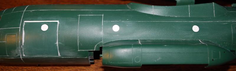 1/72 Heller Transall C-160G Gabriel Transa12