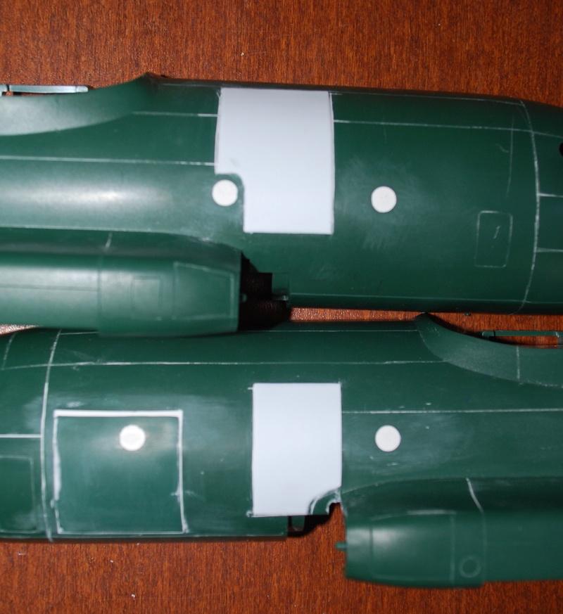 1/72 Heller Transall C-160G Gabriel Transa17