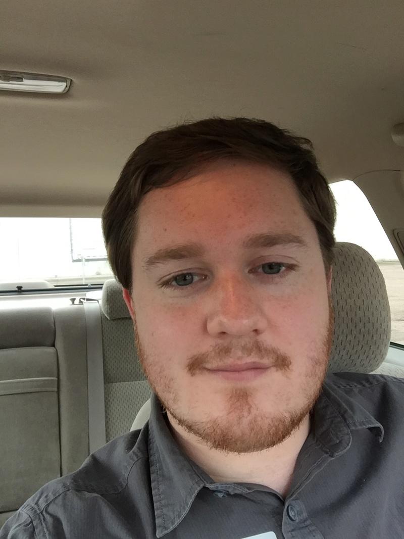 How does my facial hair look Img_2311