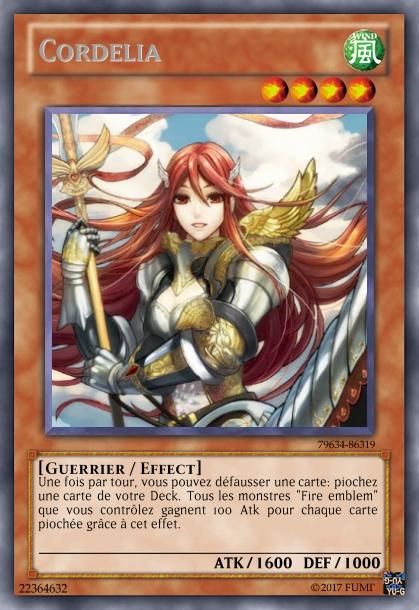 Crossover Yu-Gi-Oh/Fire Emblem Cordel11