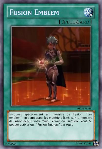 Crossover Yu-Gi-Oh/Fire Emblem Fusion11