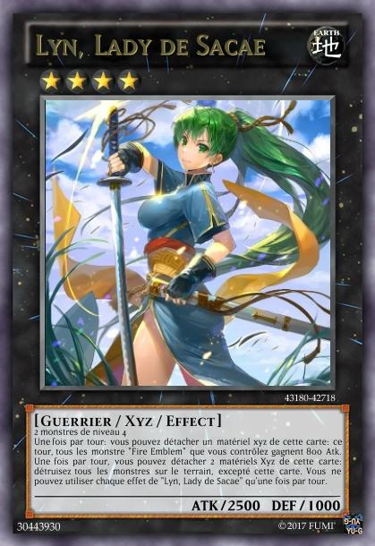 Crossover Yu-Gi-Oh/Fire Emblem Lyn10