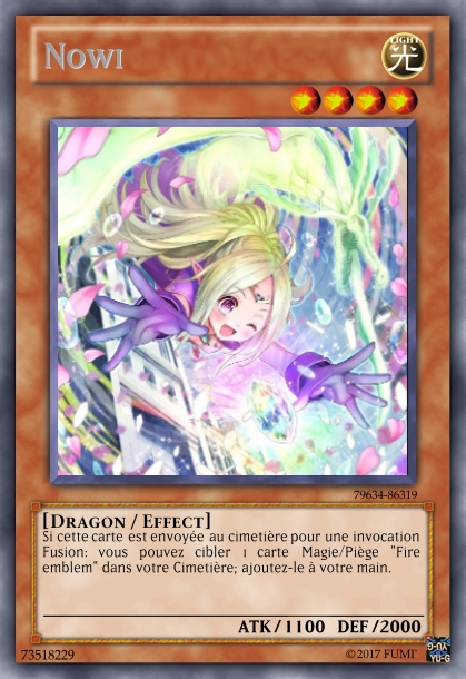 Crossover Yu-Gi-Oh/Fire Emblem Nowi10