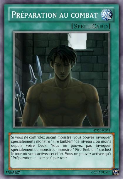 Crossover Yu-Gi-Oh/Fire Emblem Prypar11