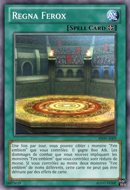 Crossover Yu-Gi-Oh/Fire Emblem Regna_10