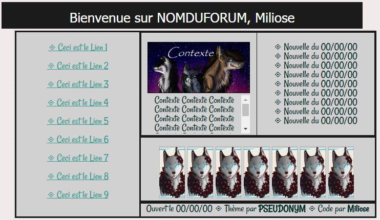 It's me ¬ Présentation de Miliose Captur11