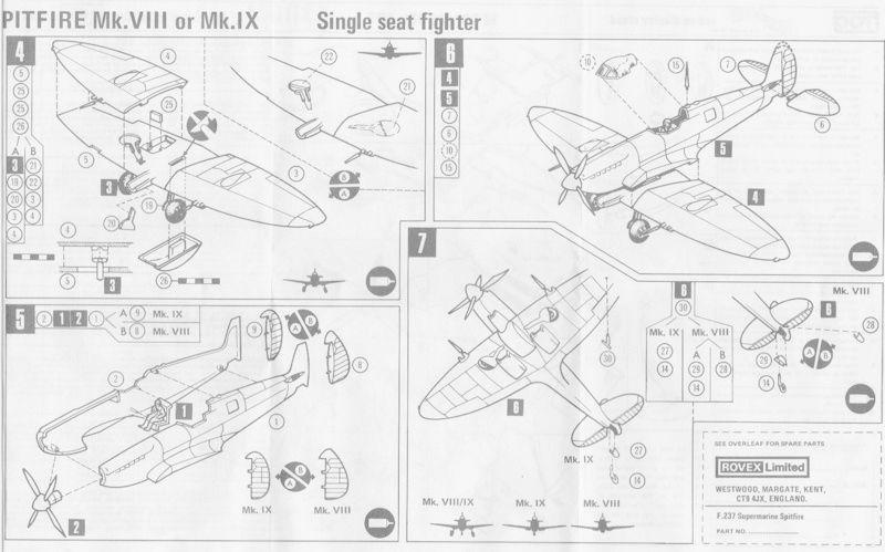[Frog] Spitfire Mk VIII 6_spit10