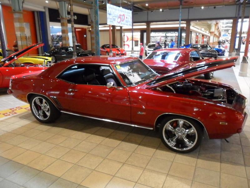 Exposition de voiture, Fleurs de Lys, Québec Sam_3233