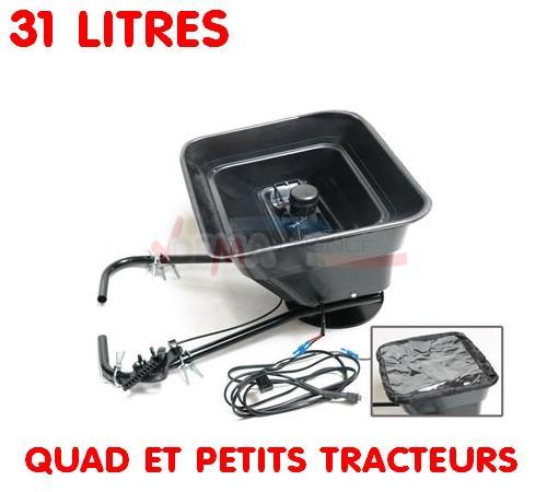 épandeur électrique de grains pour quad D2499310