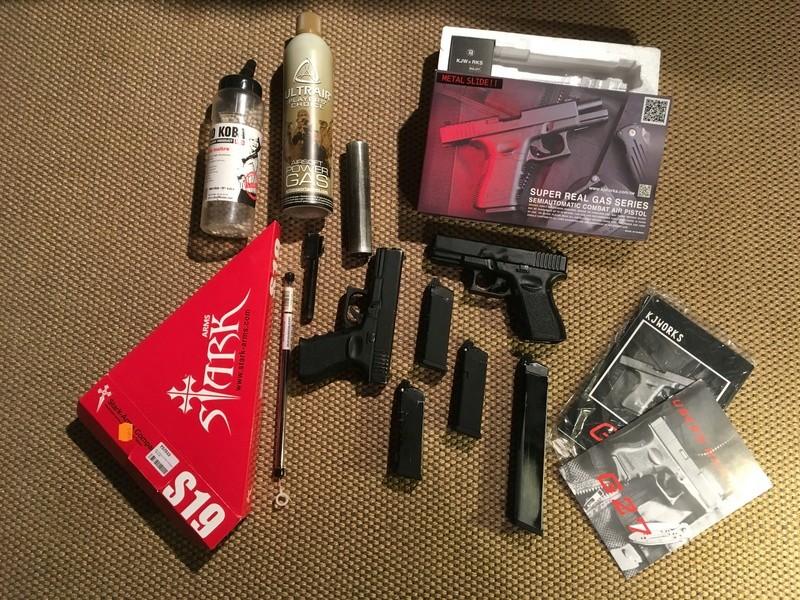 Vente KJW KC-02, Glocks, accessoires divers. Img_4414