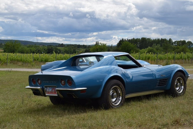 Corvette C3 StingRay 1973 Dsc_0141