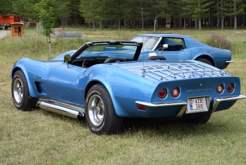 Corvette C3 StingRay 1973 Dsc_0144