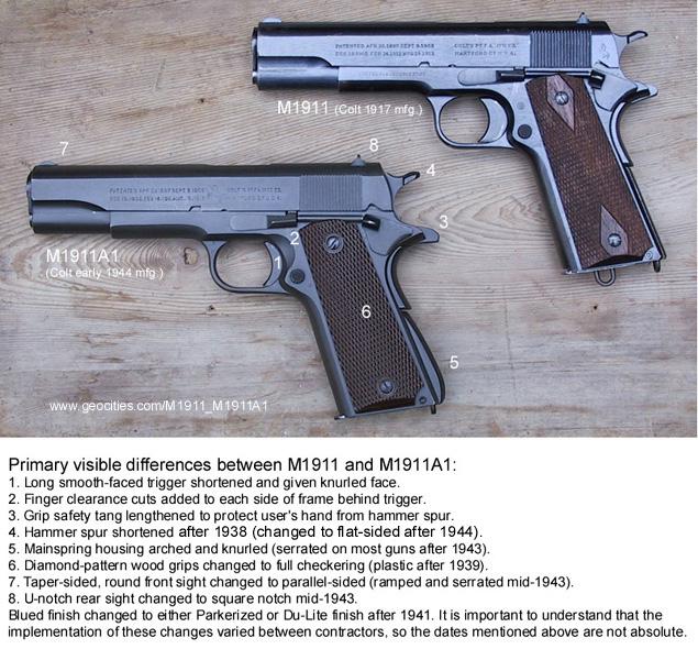 Colt 1911 de 1918 1911_110