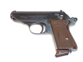 De quelle couleur est votre talon (de chargeur PP/PPK, Walther ou Manurhin) 1w00610