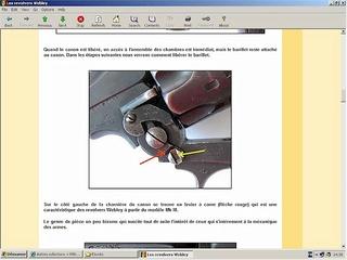 Revolver Webley .22 LR . Webfr-11