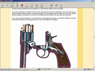 Revolver Webley .22 LR . Webfr-13