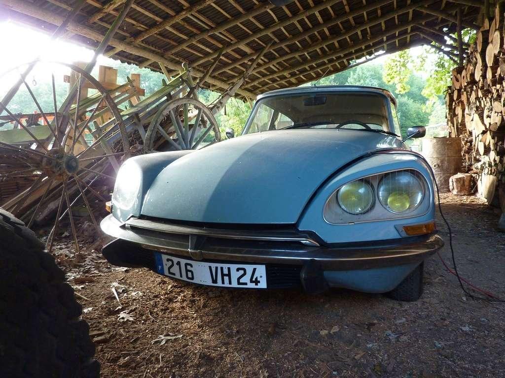 Citroën DS 21 P1140339