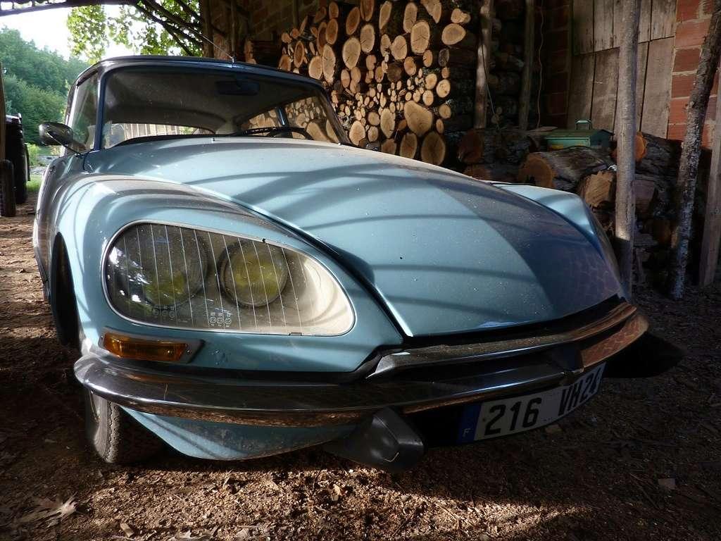Citroën DS 21 P1140343
