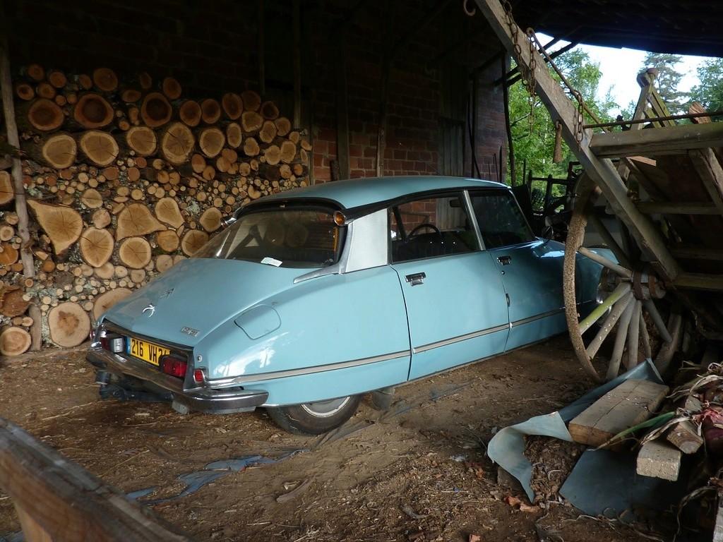 Citroën DS 21 P1140345