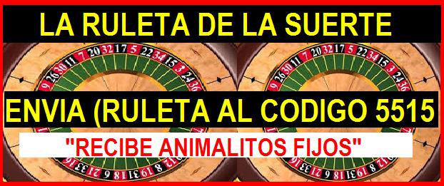 """""""RULETA DE LA SUERTE"""" Y SUS DATAZOS PARA LOS ANIMALITOS Banner14"""