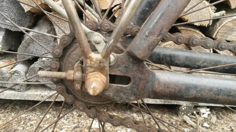 vélo homme de ville BGA St Etienne avant 1924  00918