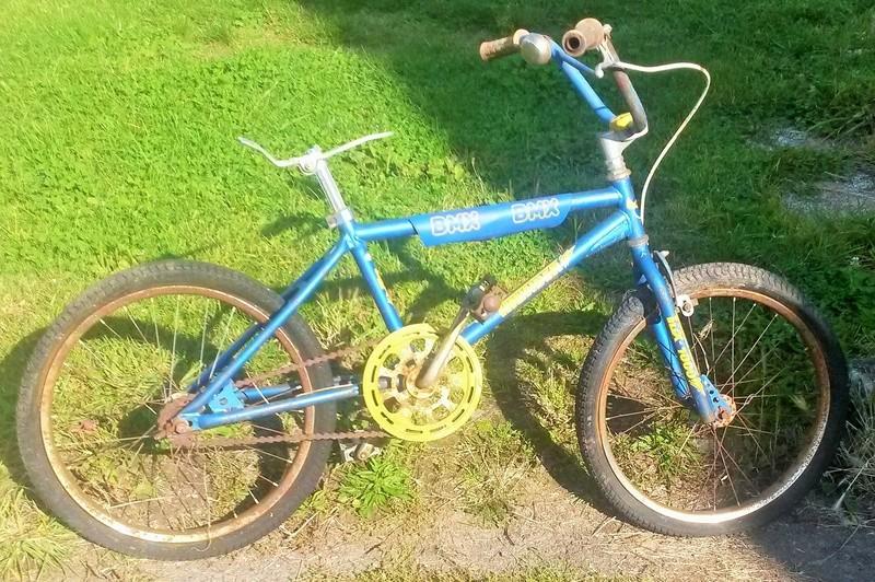BMX THUNDER TCX 1000 1983 02317