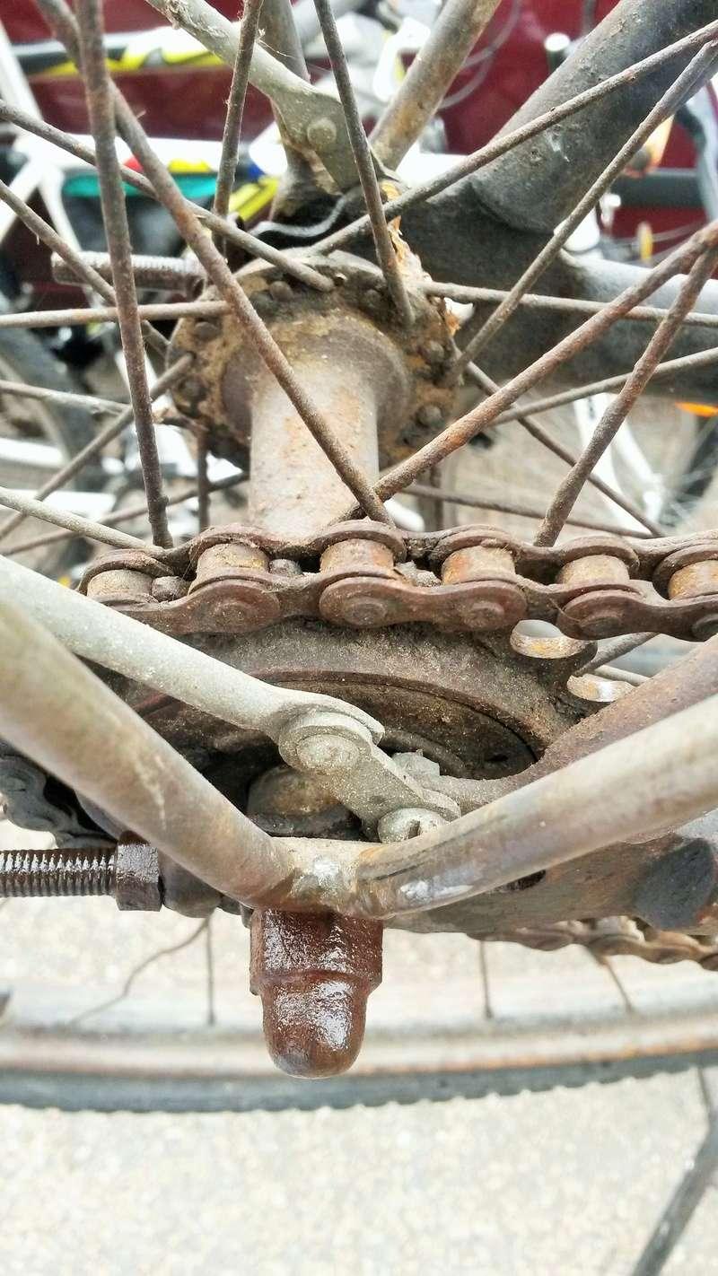 vélo homme de ville BGA St Etienne avant 1924  02414