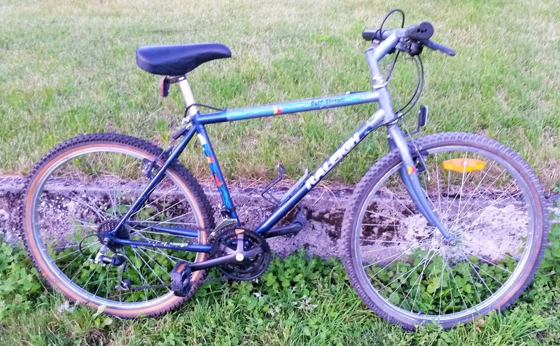 vélo VTT RALEIGH Gulf Stream 1989-90  03410