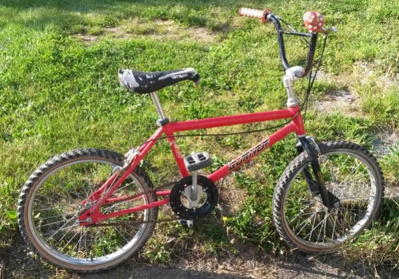 BMX Raleigh BURNER 1986-88 04014