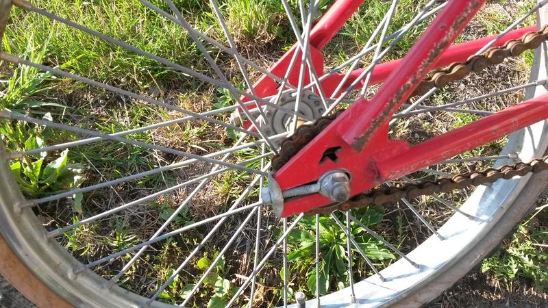 BMX Raleigh BURNER 1986-88 04113
