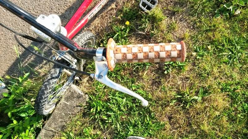 BMX Raleigh BURNER 1986-88 04312