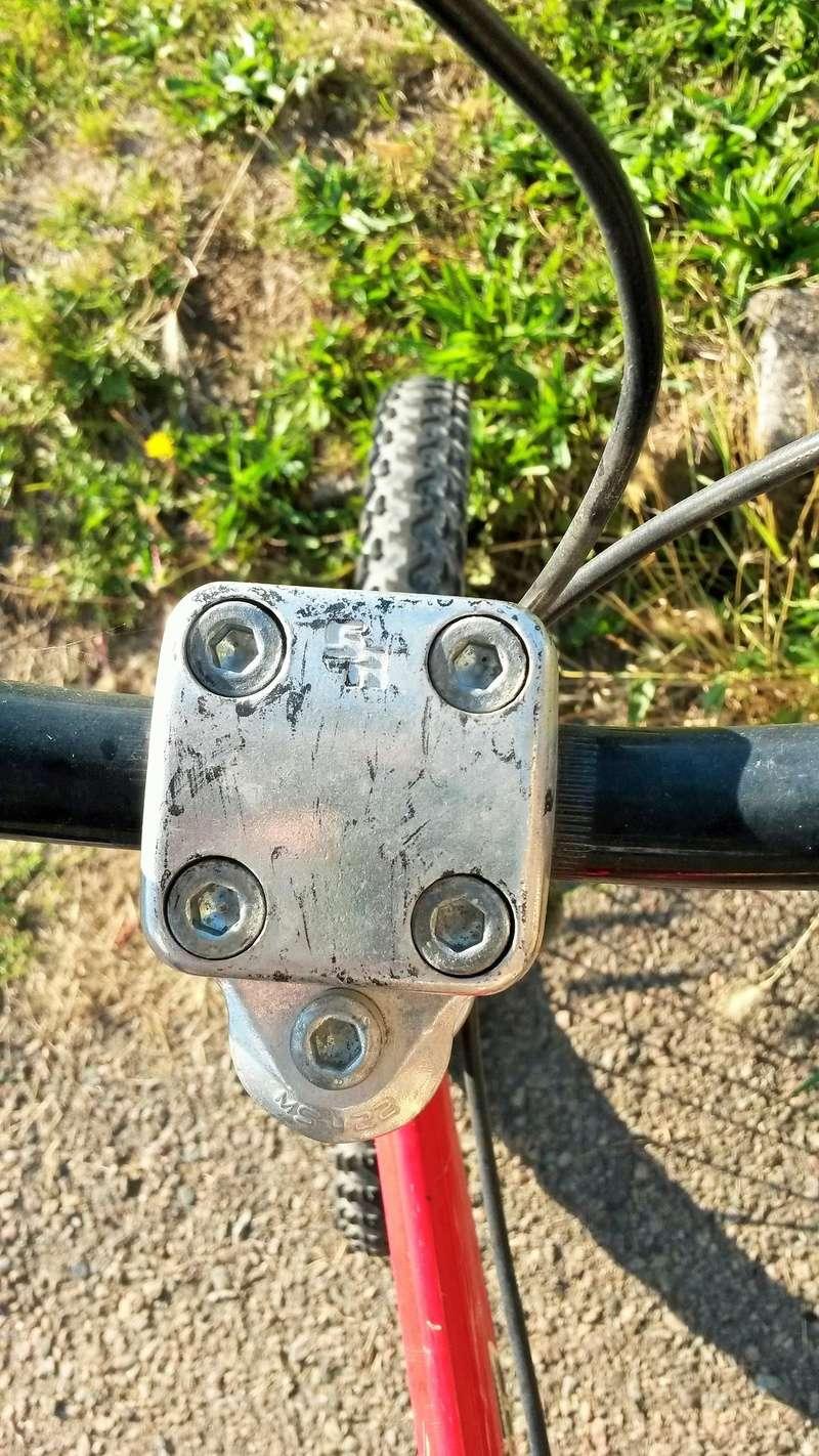 BMX Raleigh BURNER 1986-88 04612