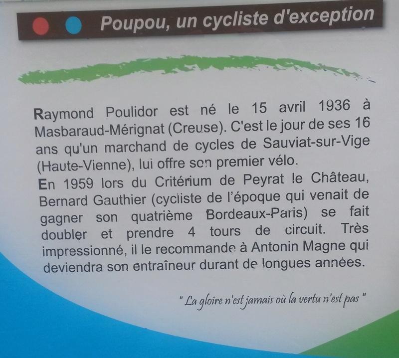 "la RANDO-VELO-FLUO-GOGO  limousine  "" circuit RAYMOND POULIDOR "" dimanche 24 septembre 2017  - Page 2 08310"