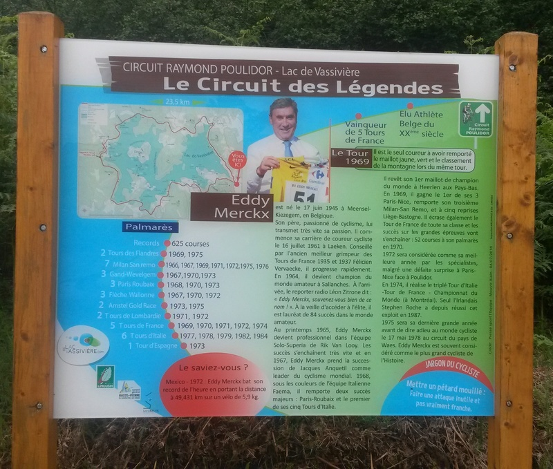 """sortie vintage en vélos PEUGEOT Course """" circuit raymond POULIDOR"""" Mai 2021  12210"""