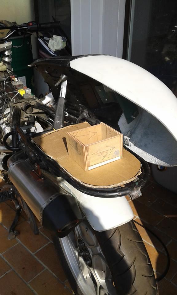 "R80RT Monolever, histoire d'une grosse transfo ""Evergreenbike"" - Page 20 22008410"