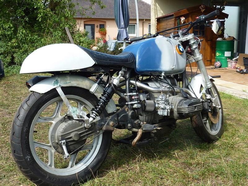 "R80RT Monolever, histoire d'une grosse transfo ""Evergreenbike"" - Page 19 P1060128"