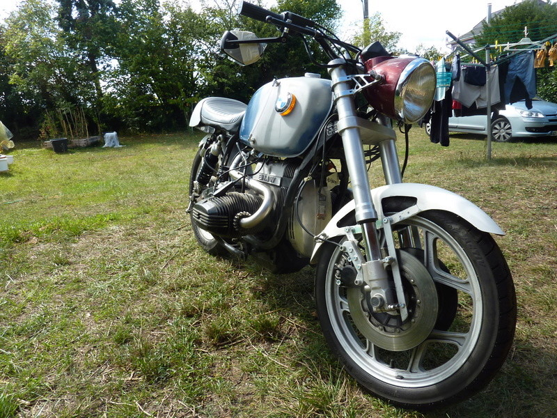"R80RT Monolever, histoire d'une grosse transfo ""Evergreenbike"" - Page 19 P1060129"