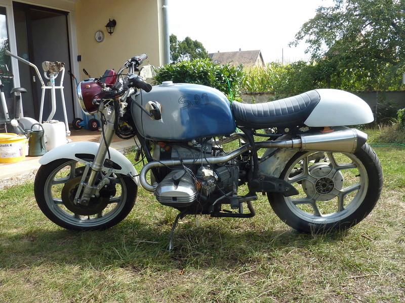 "R80RT Monolever, histoire d'une grosse transfo ""Evergreenbike"" - Page 19 P1060133"