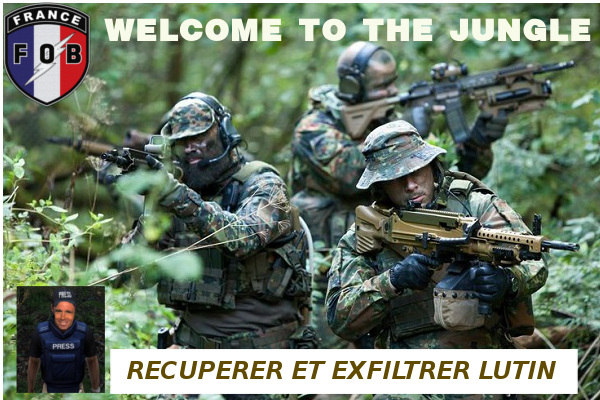 OPEX WELCOME TO THE JUNGLE mercredi 19 juillet 20h30 sur TS Welcom10