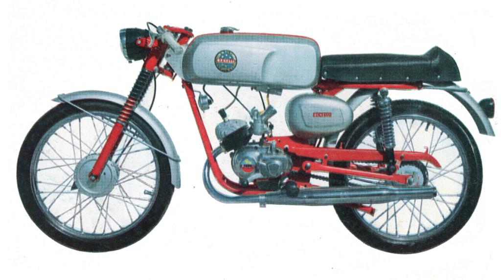 Motobi Sprint 4V Benell10