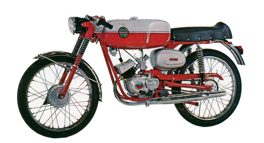 Motobi Sprint 4V Benell14